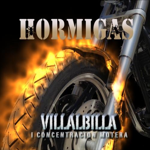 Concentracion en Villalbilla