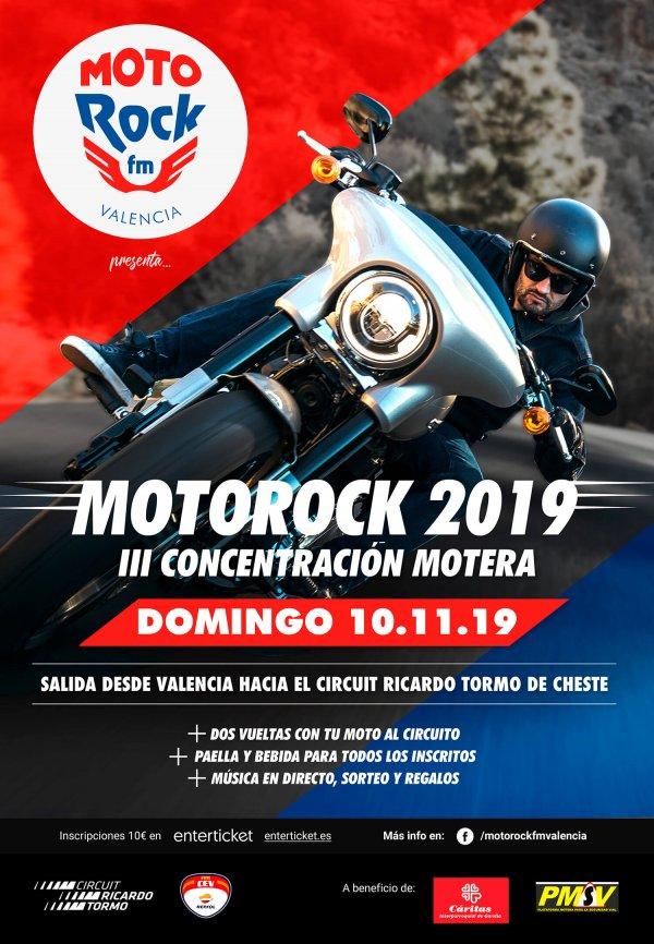 III Concentración MotoRock Valencia