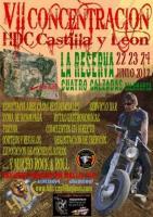VII CONCENTRACION HDC CASTILLA Y LEON