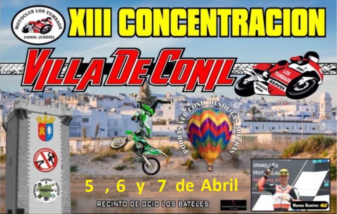 XIII Concentración Motera Villa de Conil