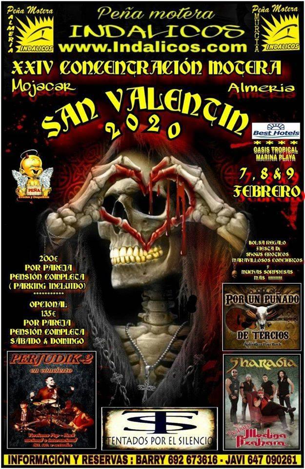 XXIV Concentración Motera San Valentín 2020