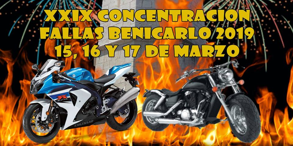 29ª Concentración Fallas Benicarló 2019