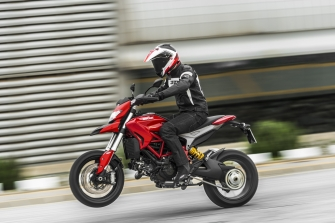 Los modelos Hypermotard 2013 pronto en la red oficial Ducati