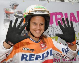Laia Sanz conquista su décimo europeo consecutivo