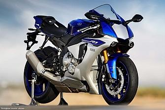 EICMA 2014: Yamaha R1 y R1M 2015