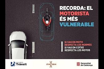 Resumen de la reunión con el Servei  Catalá de Tránsit - GT Motocicletas -