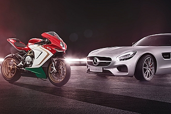 Mercedes no adquirirá el 100% de MV Agusta