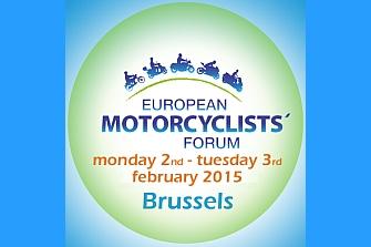 FEMA organizará el Foro Europeo de Motociclistas en febrero