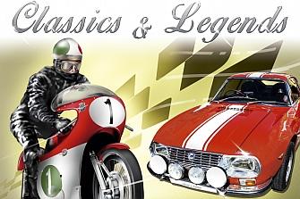 Giacomo Agostini será el protagonista del Classics & Legends de Cheste