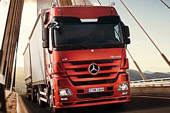 Mutua Motera alerta del riesgo que presentan 11 modelos de camión y furgoneta