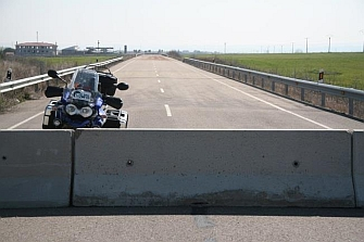 Jornada técnica de seguridad vial de los motociclistas (21/04/2015)