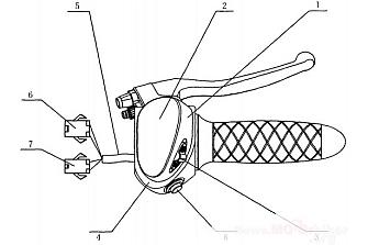 Patentes: pantalla LCD en el manillar
