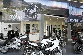 Recuperan en Tenerife 19 motos robadas en Polonia