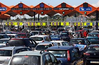 Diferencias del 3.300% en los peajes de las autopistas españolas