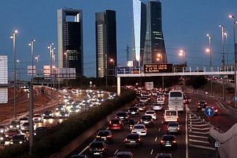 Madrid y Barcelona concentran los tramos más congestionados de España