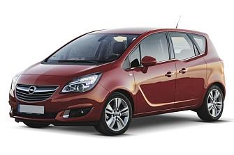 Problemas eléctricos en los Opel Meriva