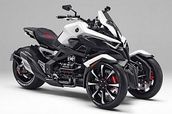 Novedades Honda 2016: Neowing Concept