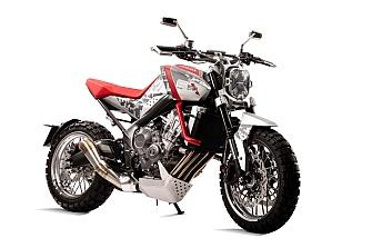 EICMA 2015: Honda Six50 Concept