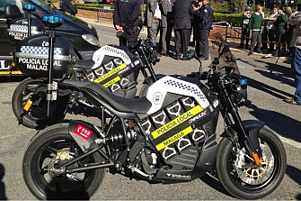 Un policía local de Málaga se enfrenta a una pena de prisión de 3 años por sabotear las motos de su comisaría