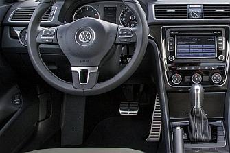 Fallo en el Airbag de los Volkswagen Passat (2014)
