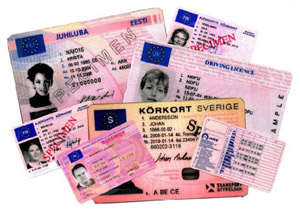 Los conductores comunitarios residentes deberán renovar su carnet