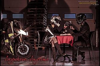 Gana un casco EXO-510 Xena por el día de San Valentín
