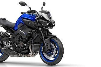La Yamaha MT-10 llegará con la primavera