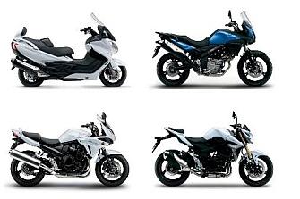 Riesgo de parada del motor en varios modelos de Suzuki