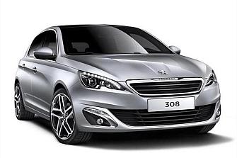 Las puertas del Peugeot 308 se pueden abrir en marcha