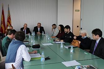 La Generalitat Valenciana trabaja en un Plan para Motoristas