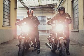 Moto Guzzi V9 Roamer y V9 Bobber