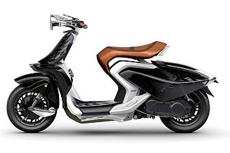 Yamaha 04Gen Concept, sugerente en cada curva
