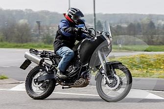 Fotos Espía: Yamaha XT700Z Ténéré