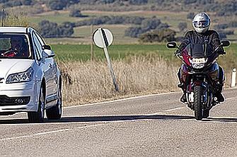 Las carreteras nacionales más peligrosas