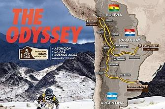 El Dakar 2017 tendrá solo 12 etapas