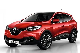 Fallo múltiple en los Renault Kadjar