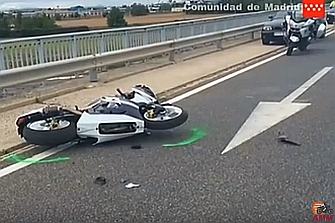 Fin de semana trágico para el colectivo motociclista