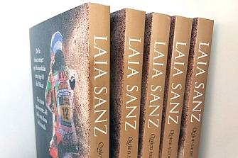 Laia Sanz y el libro de su vida