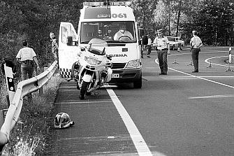Balance fin de semana: 10 fallecidos, 4 eran motoristas