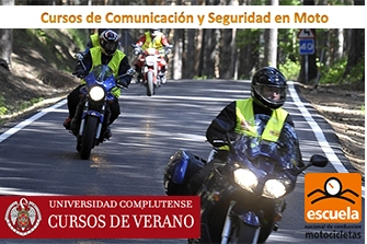Curso de Comunicación y Seguridad en Moto
