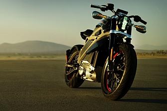 Harley-Davidson comercializará motos eléctricas en 5 años