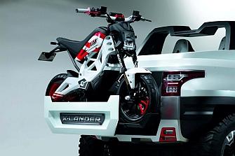 Suzuki Extrigger, la moto eléctrica de bolsillo