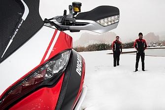 Edición Limitada de la Ducati Multistrada 1200 Pikes Peak 100th Anniversary
