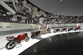 WDW2016: el Museo Ducati muestra sus novedades