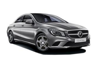 Fallo en el cinturón de seguridad de los Mercedes CLA y Clase B