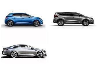 Riesgo de accidente de tráfico en varios modelos de Renault y Dacia