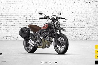 Nuevo configurador Ducati Scrambler