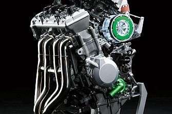 Kawasaki rediseña el compresor de la H2R