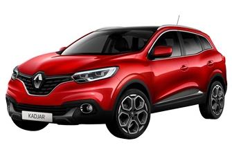 Fallo en el airbag de cortina de los Renault Kadjar
