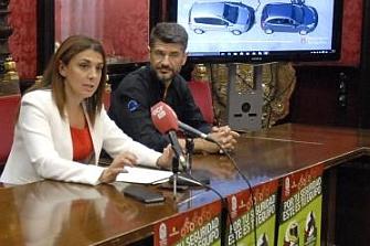 Plan para reducir los accidentes de motos en Granada